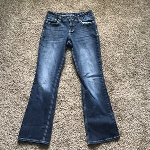 Maurices Size 1/2 Regular Curvy Jeans